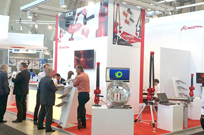 Kreon at Control Show 2015 : you didn't miss our innovations