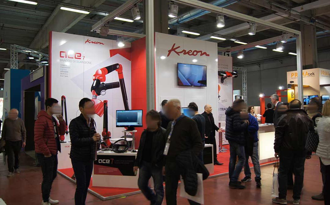 MECSPE 2016 / Control Italy: Kreon was there!