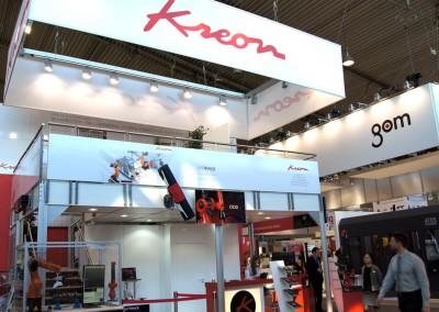 Kreon Booth