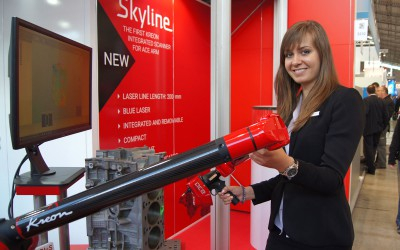 Control trade fair 2016: Kreon unveils Skyline, the most recent one in its range