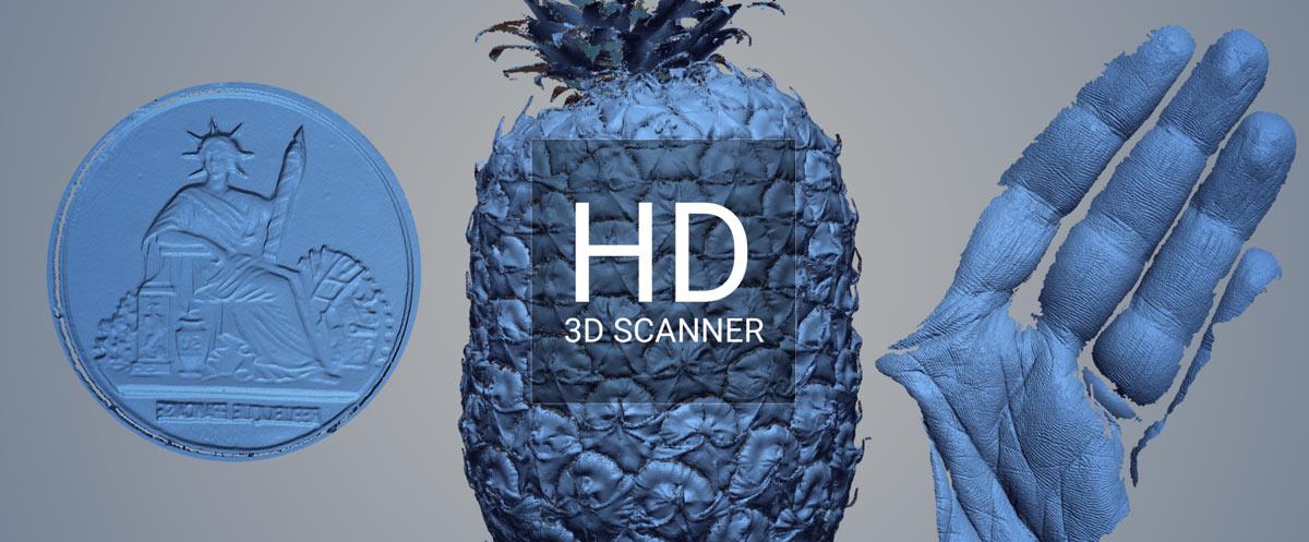 3D scanner resolution: a fuzzy definition - Kreon Technologies