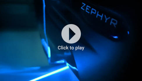 CONTROL 2019: new KREON ZEPHYR III scanner