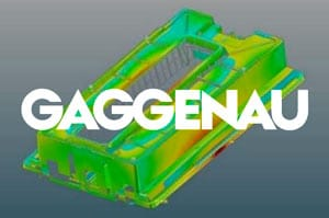 The high-end appliance manufacturer Gaggenau continues its search for ever higher manufacturing quality with Kreon arms and scanners.