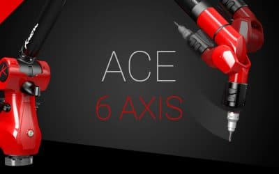 New 6-axis version of Ace+ and Ace arms